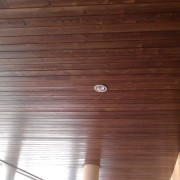 entarimado techo