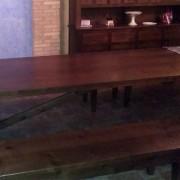 mesa para bodega de gran tamaño