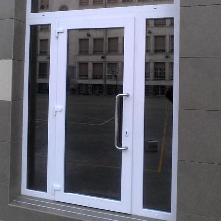 Puertas Pvc Exterior Materiales De Construcci N Para La