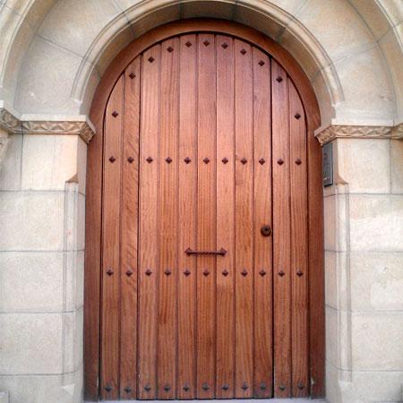 Puertas exterior carpinter a us n for Carpinteria de puertas de madera
