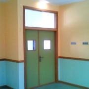 puerta melamina