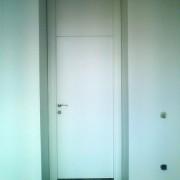 puerta terciada