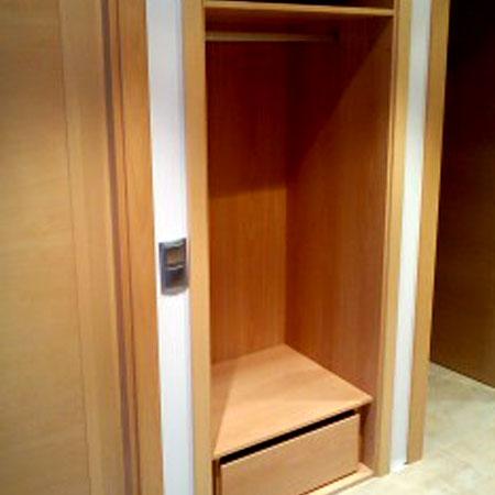 armario recibidor