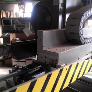 máquina carpintería punto a punto